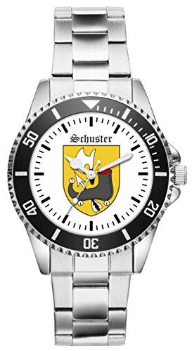Geschenk für Schuster Schuhmacher Zunftzeichen Uhr 1803