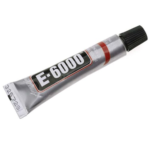 beadaholique fabric glues Beadaholique E6000 0.18 Fluid Ounce Industrial Strength Glue Adhesive