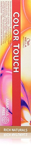 Wella Color Touch 10/ 81 hell-lichtblond perl-asch, (1 x 60 ml)