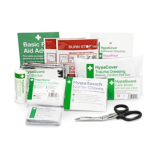 First Aid Kit Motoring Refill