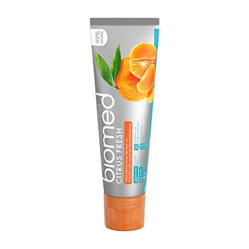 Biomed citrus färsk tandkräm
