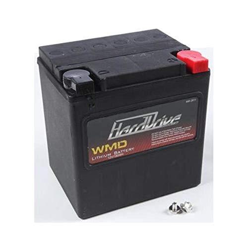 HardDrive HJVT-1-FPP Wmd Lithium Battery