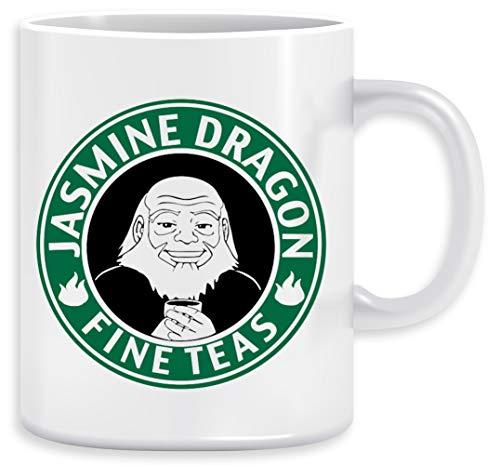 Jasmine Dragon Fine Teas - Mashup Kaffeebecher Becher Tassen Ceramic Mug Cup