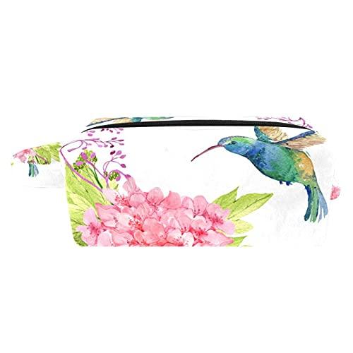 Bolsa de maquillaje bolsa monedero organizador cosmético multifuncional hecho a mano bolsa de tela para mujer, verde amarillo flor Mandala Paisley-