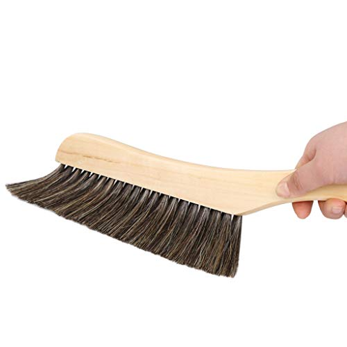 Carry Bed Brush Multifunctionele reiniging Bezem Duster met stevige steel Antibotsing