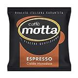 150 Cialde Filtro carta Caffè Motta NO BORBONE ESE 44mm Miscela Nera Cremoso *
