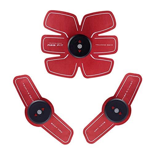 YDL Nuevo Entrenador De Abdomen Batería Hogar Fitness Abdomen Instrumento Entrenador Músculo Abrigo Abdomen Abdomen (Color : Brown)