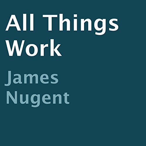 All Things Work audiobook cover art
