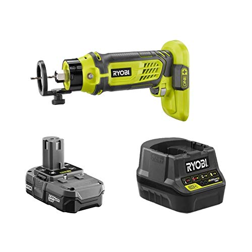 18-Volt Speed Saw Rotary Cutter Kit with Battery and Charger (NO Retail Packaging, Bulk Packaged)