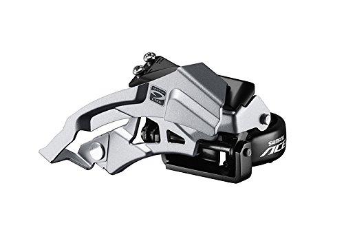 Shimano Acera FD-M3000 Umwerfer 3x9-fach silber/schwarz Ausführung 66-69° Kettenstrebenwinkel 2016 Mountainbike