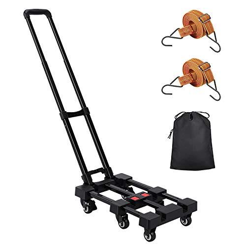 KEDSUM 90&150°Folding Luggage …