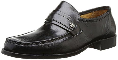 Pierre Cardin Barius - Zapatos de Cordones de Cuero Hombre