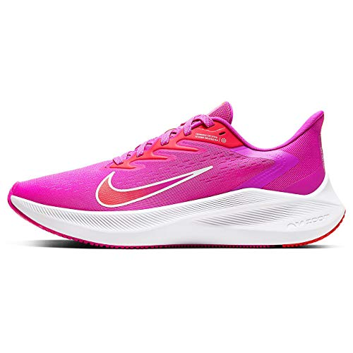 Nike Womens Zoom Winflo 7 Casual Running Shoe Cj0302-600 Size 8.5