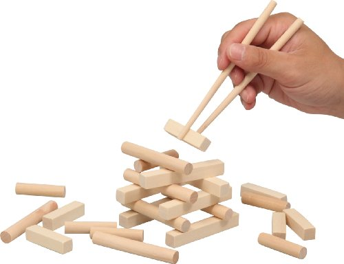 Bouwsteen spel met stokjes (japan import)