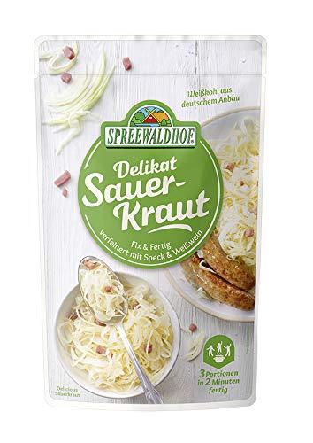 Spreewaldhof Delikat Sauerkraut, 400 g