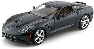 Maisto 2014 C7 Chevy Corvette Stingray 1/18 Dark Blue