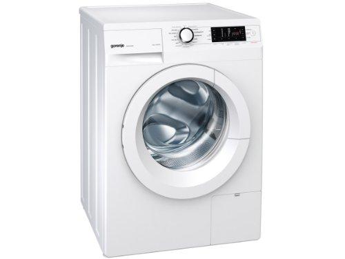 Gorenje W7543T Waschmaschine Frontlader / Steril-Tub-Hygiene-Reinigungsprogramm / AquaStop / weiß