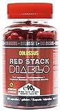 Colossus - QUEMAGRASAS RED STACK DIABLO - 140 cáps