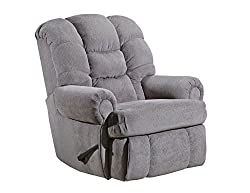 Extra Wide Big Mans Recliner Chair