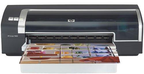 HP Deskjet 9800 Wide Format Color Printer (C8165A#A2L)