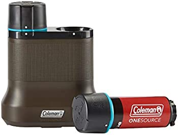 Pack of 2 Coleman OneSource Rechargeable Lithium-Ion Battery