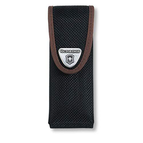 Victorinox Zubehör Gürteltasche Nylon Swiss Tool Spirit Plus Mantel, schwarz, One Size