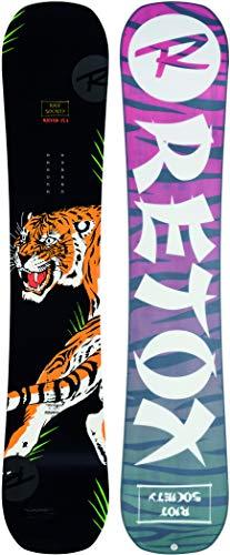 Rossignol Retox - Tabla de snowboard para hombre, talla S, 153 cm