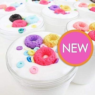 fruity rings cereal slime