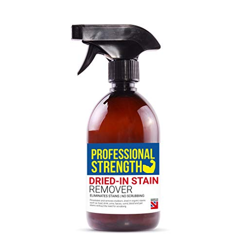 Professional Strength Dried-In Stain Remover