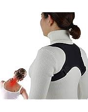 ZSZBACE Corrector de Postura-Apoyo Pectoral para el Hombro, Cuello Superior Detrás Dolor Alivio - y de Nuevo Apoyo del Hombro