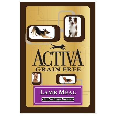 Activa Grain Free Custom Dog Food (Lamb, 15lb)