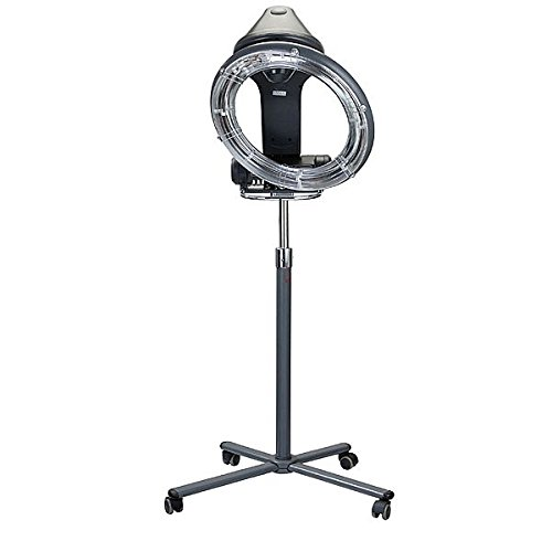 Orbiting Infrared Hair Dryer Standing Professional Salon Hair Dryer Spa Color Processor