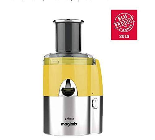 Bester der welt Juice Expert 3 Magimix Gelb / Chrom 18088EB