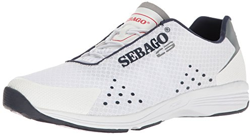 Sebago Cyphon Sea Sport Boating Shoes - Zapatillas de Deporte para Hombre, Color, Talla 40 EU