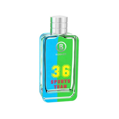 Bogner Sports Team 36 homme/man, Eau de Toilette Vaporisateur, 1er Pack (1 x 100 ml)