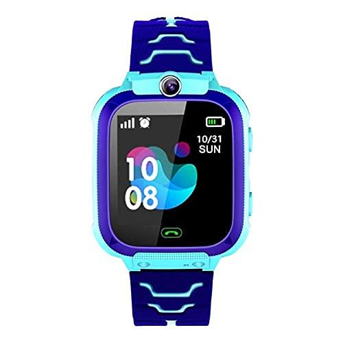 Pulsera Inteligente Salud Fitness Deportes Pulsera Inteligenteq12 Relojes De Regalo Para Niños Reloj Inteligente Para Niños Con Tarjeta Sim Rastreador De Ubicación De Llamadas Sos Para Niños Reloj