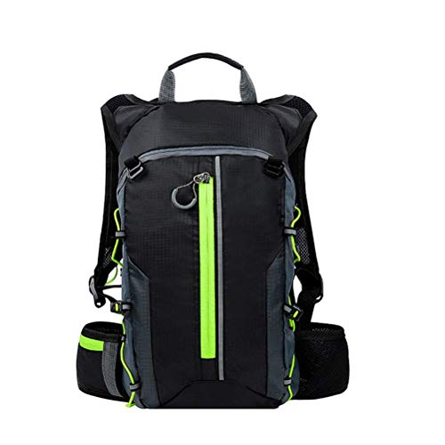 sakulala 10L Lightweight Breathable Cycling Backpack Bag,Waterproof Foldable Running Unisex Daypacks for Hiking Mountaineering Traveling Camping