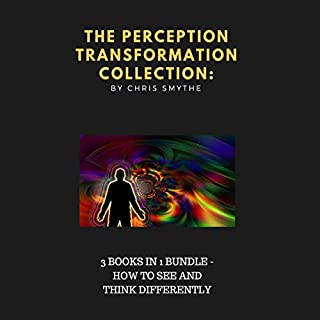 The Perception Transformation Collection: 3 Books in 1 Bundle audiobook cover art