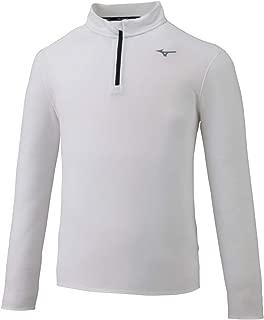 [ミズノ] ランニングウェア ハーフジップ長袖Tシャツ J2MA9510 メンズ
