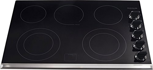 Frigidaire FGEC3067MB 30' Gallery Series Electric Cooktop in Stainless Steel