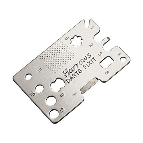 Harrows Darts Fixit, 1 Stück, Multi Funktions Dartwerkzeug