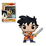 Funko Pop Animation Dragon Ball Z Young Gohan with Sword Insider Club Exclusive...