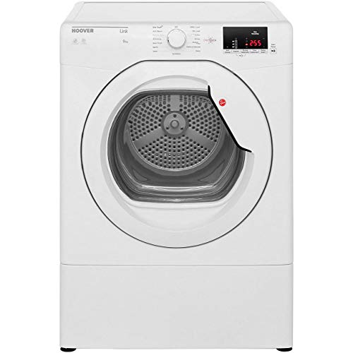 Hoover Dynamic Next HLV9DG 9Kg Vented Tumble Dryer - White