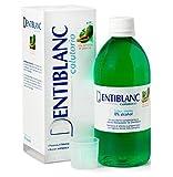 DENTIBLANK colutorio con accion blanqueadora botella 500 ml