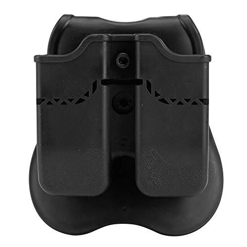Étui Tactique à Chargeur Double avec étui pour Ceinture, détachable et Palette pour Glock, H & K USP