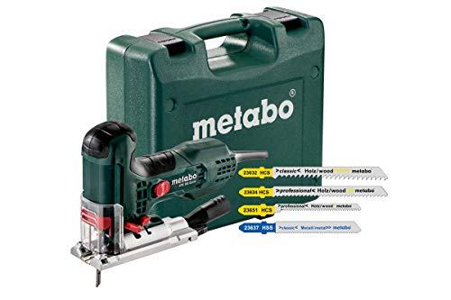 Metabo STE 100quick Set sierra de vaivén eléctrica (710W