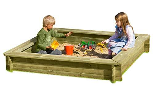 Gartenpirat -   Sandkasten 180 x