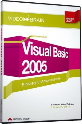 Visual Basic 2005 [import allemand]