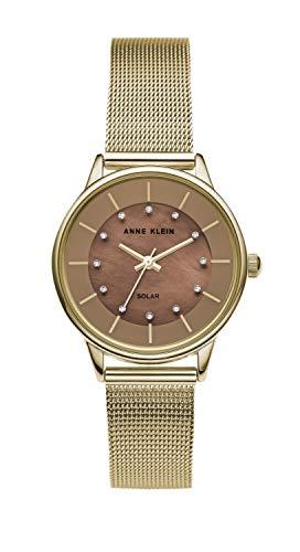 Anne Klein Reloj de vestir (Modelo: AK/3722TMGB)