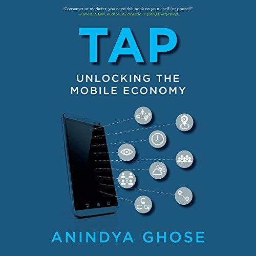 Tap audiobook cover art